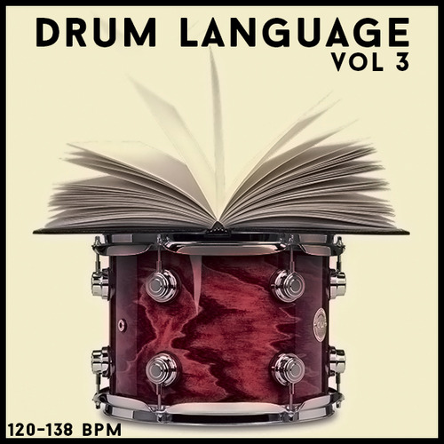 Product picture Drum Language Vol 3 - 1/2 Price Sale