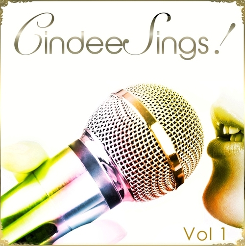 Product picture Cindee Sings! Vol 1 - 40 off Sale