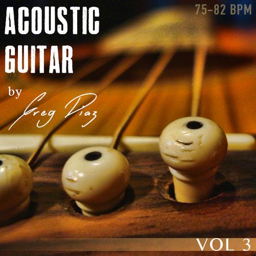 Product picture Greg Diaz Acoustic Guitar Vol 3 - 1/2 price Sale